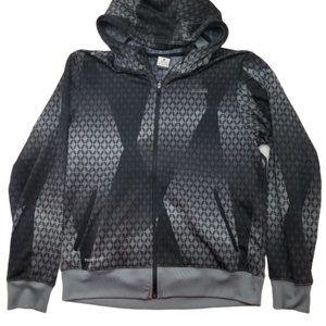 Nike Lebron Therma Track Jacket Hoodie Full Zip